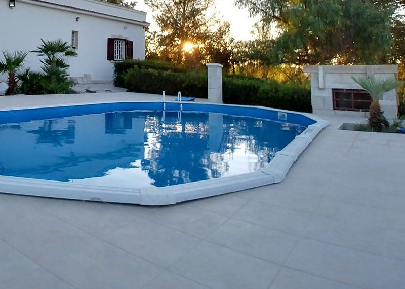 depandance in villa due trulli relax and quiet in country side