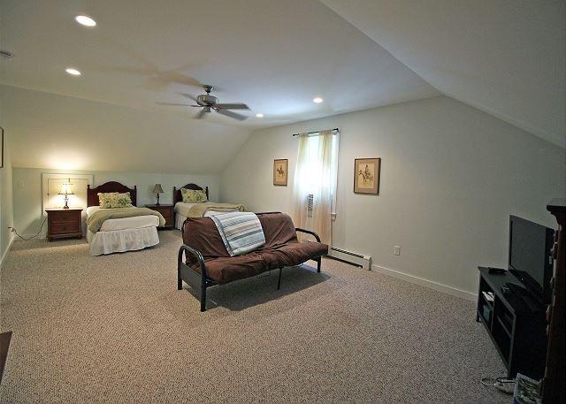 Un'altra vista della camera da letto doppia secondo piano
