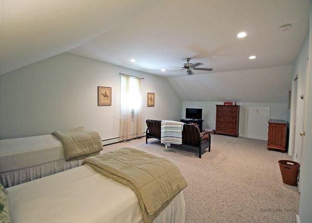 Doppia camera da letto al secondo piano
