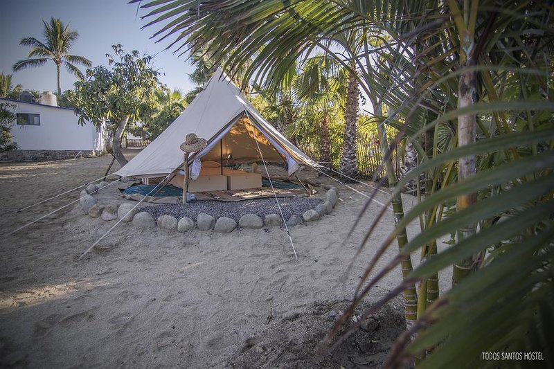 Todos Santos Accommodation - Glamping 3, vacation rental in Todos Santos
