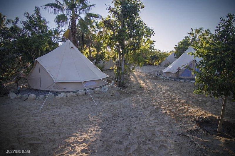 Todos Santos Accommodation - Glamping 2, vacation rental in Todos Santos