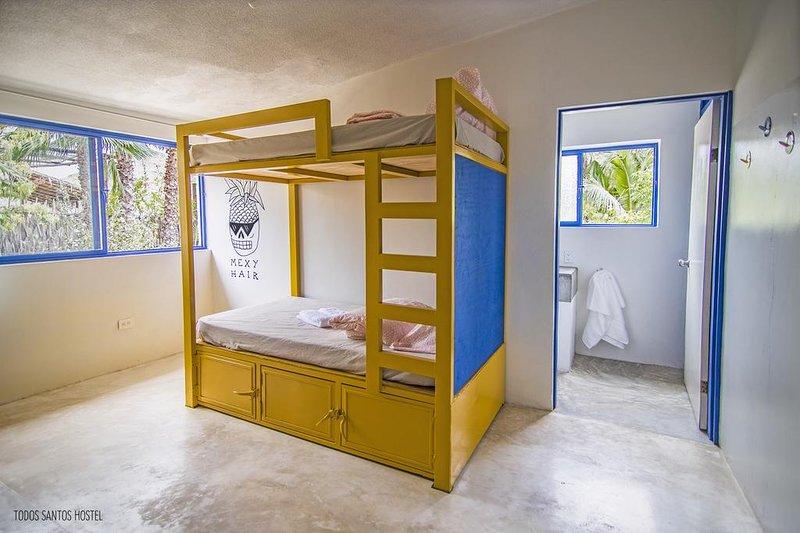 Todos Santos Accommodation - Room 3, vacation rental in Todos Santos