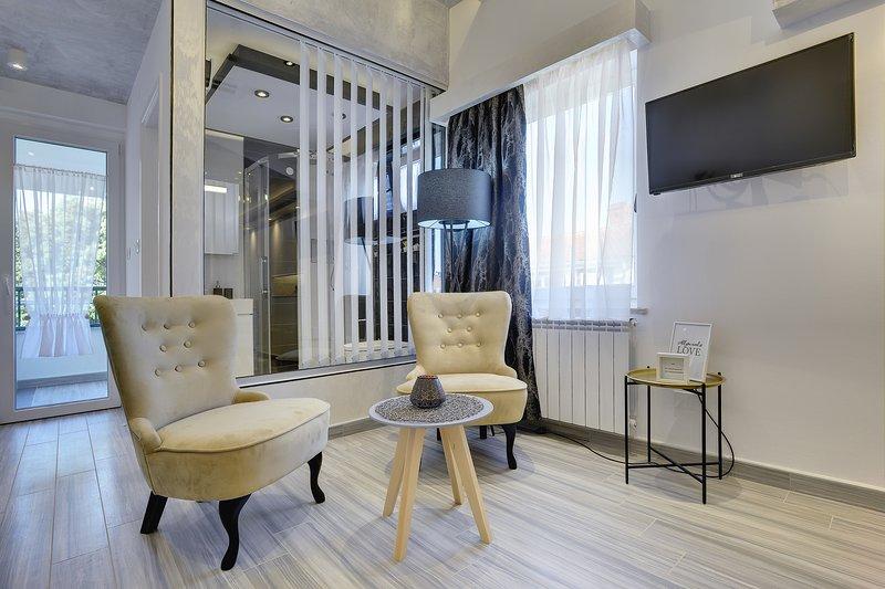 New Ap.Studio Exclusive, holiday rental in Pjescana Uvala