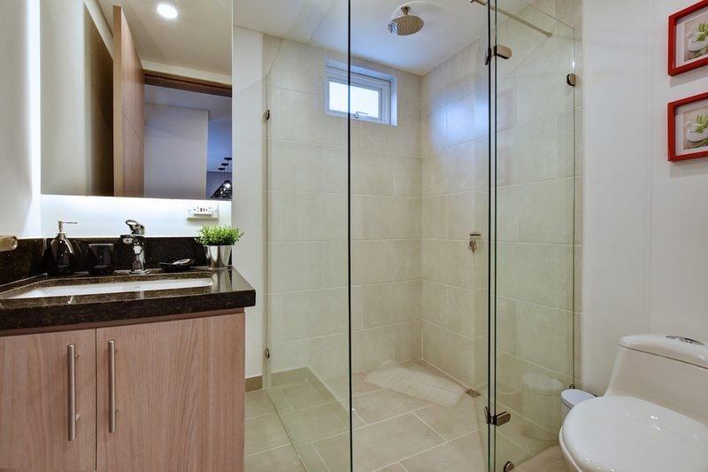 2 casa de banho.