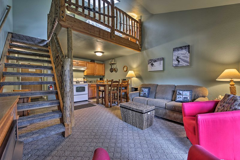 NEW-Studio 5 Mins from Park City Mtn & Deer Valley Chalet in Park City