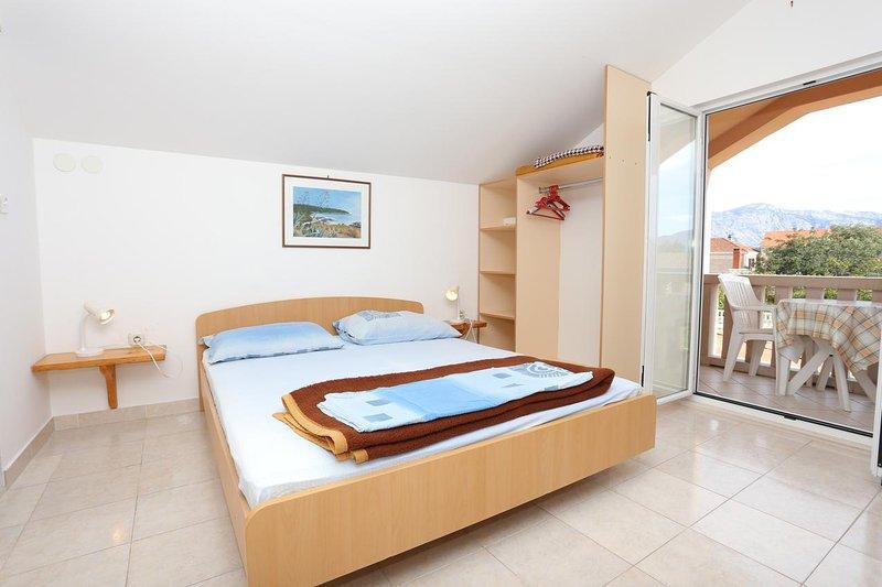 Dormitorio, 10 m²