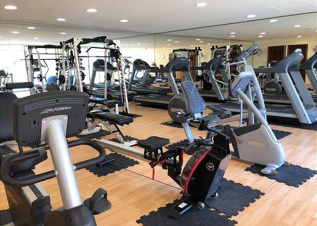 Area fitness in loco