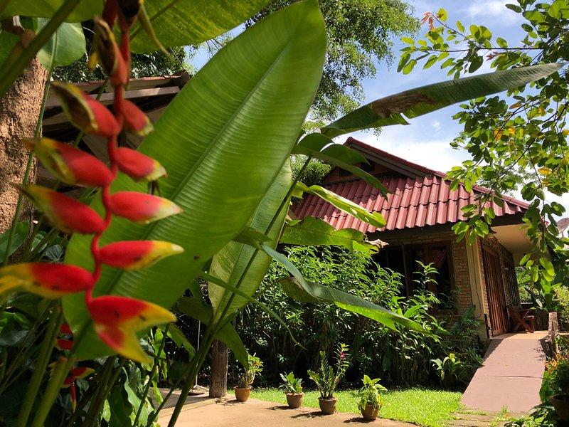 Happy Garden Villa, Ao Nang, holiday rental in Nong Thale