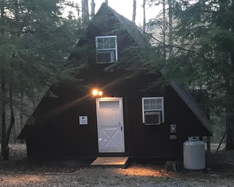 A-Frame of Mind, holiday rental in Summersville