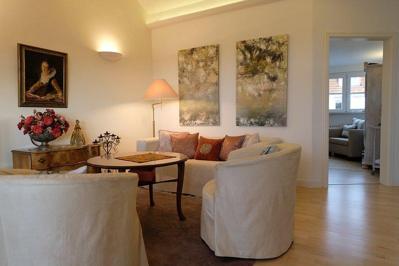 Residenz am Berg Wohnung 3, vacation rental in Leimen