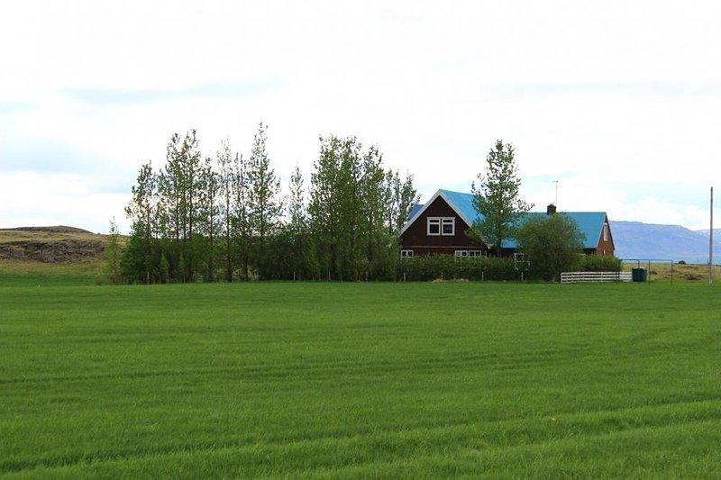 Hvitardalur, holiday rental in Reykholt