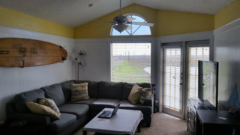 Ocean view, vacation rental in Corpus Christi