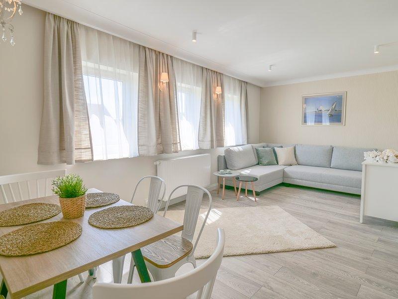 Marinus Apartments - SAILOR, holiday rental in Pomerania Province