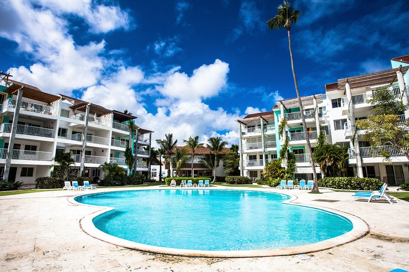 Les espaces communs Playa Turquesa Ocean Club