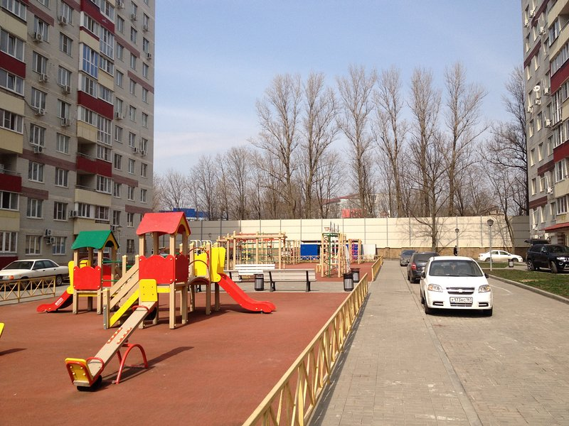 FIFA 2018! Apartments in Rostov-on-Don, vacation rental in Rostov-on-Don