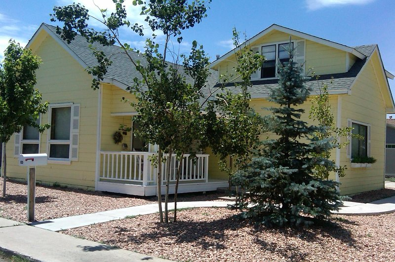 Casa del Norte! It's a home away from home.  Very spacious and comfortable with lots of amenities.