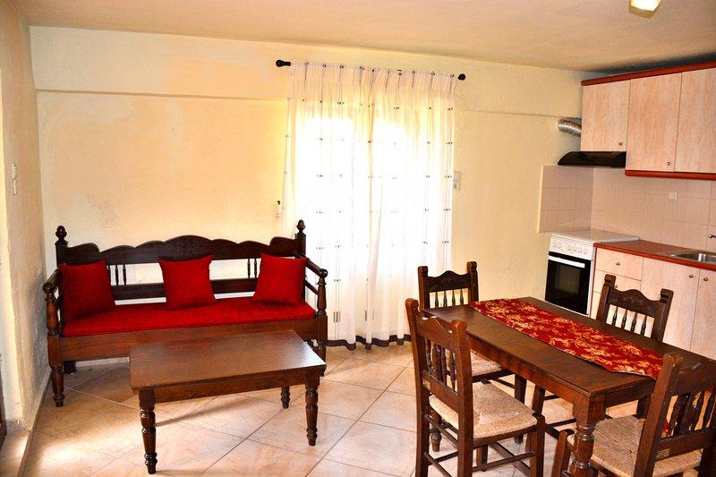 Luxury Apartment in Eleftherna Adrastia, location de vacances à Thronos