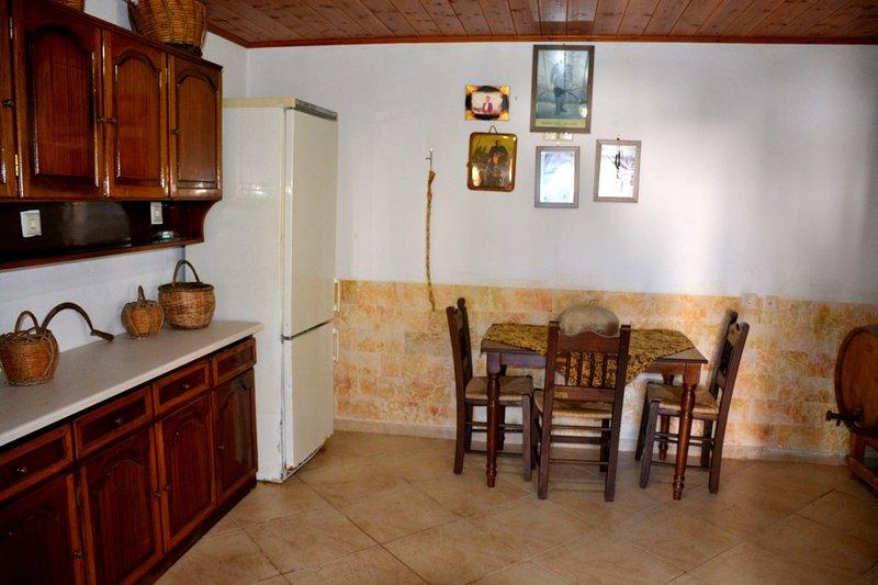 Luxury Apartment in Eleftherna Amitor, location de vacances à Thronos