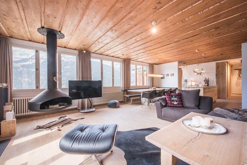 Schweizerheim Residence 11, holiday rental in Canton of Bern