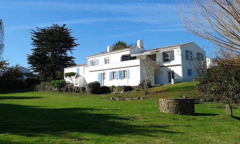 Belle maison familiale, vakantiewoning in Ile d'Yeu