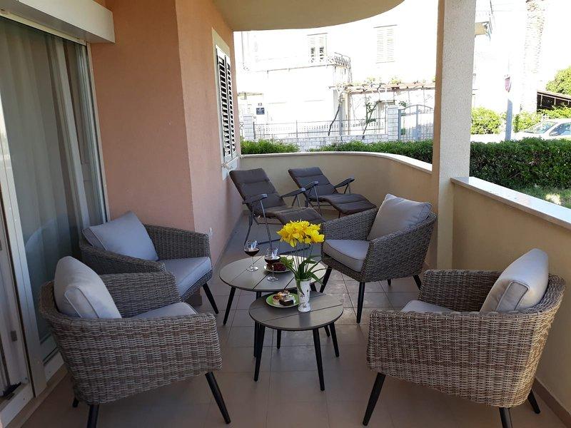 Luxury Apartment Providenca, alquiler de vacaciones en Kastel Sucurac