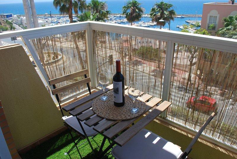Aguadulce Cactus Apartments, Ferienwohnung in Roquetas de Mar