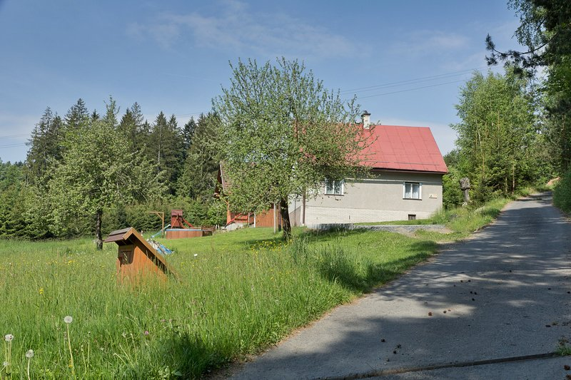 Cottage Frantiska, holiday rental in Frydlant nad Ostravici