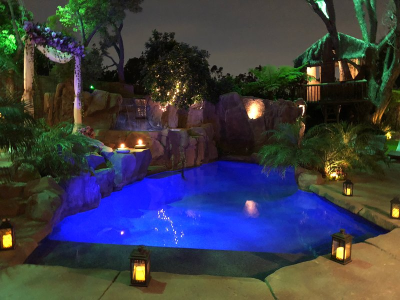 The Enchanted Manor- Tropical Paradise, holiday rental in San Fernando