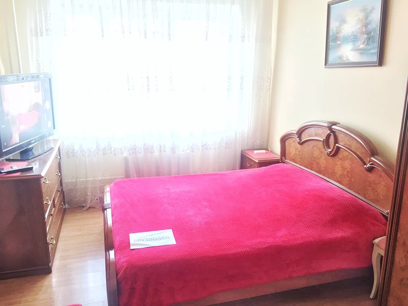 Location d'appartement à la journée, holiday rental in Ostrovtsy