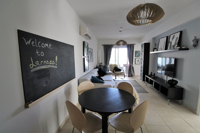 3 Bedroom Apartment Mackenzie - great for Divers, holiday rental in Larnaca