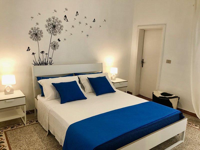 Casa vacanze Sonetto nel centro di Campomarino a 100 m dal mare, holiday rental in Monacizzo-Librari-Truglione