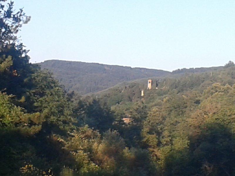 Refugio Tosina Entre los Apeninos Fiorentina