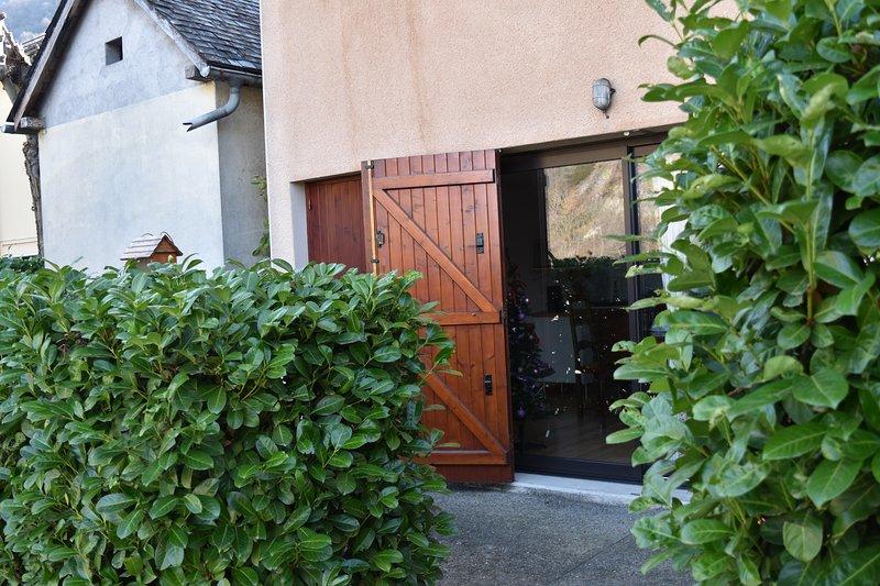 Appartement idéal pour randonnées et cures, holiday rental in Viella