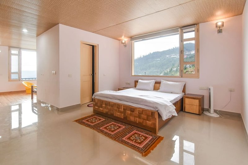 #1 Suites In an Orchard Stunning View Be Amazed, vacation rental in Fagu