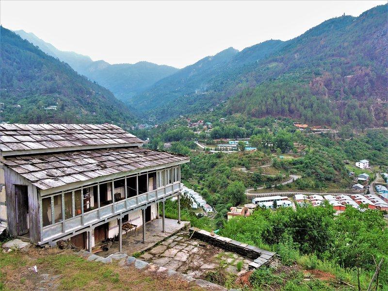 Backpackers Hostel Sainj, holiday rental in Kullu District
