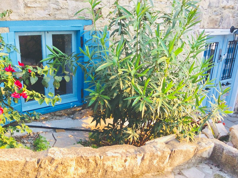 Traditional fused with contemporary. Apollo Suite Dalla's Cyprus Retreat Maroni Village, Larnaca Cy.
