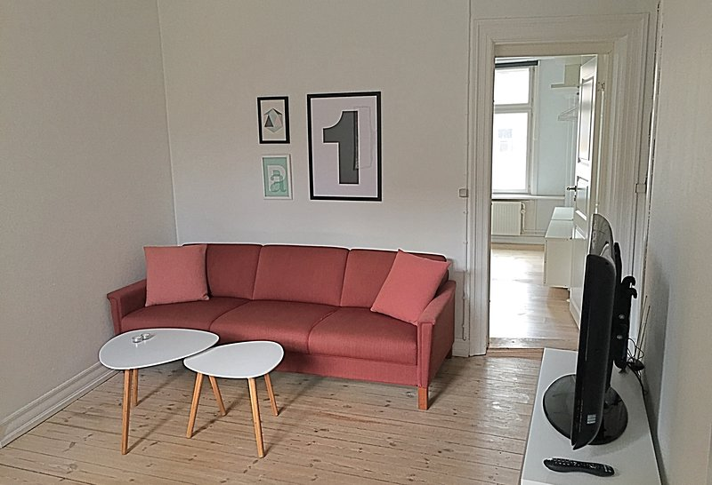 Charming apartment in Copenhagen, holiday rental in Gladsaxe Municipality