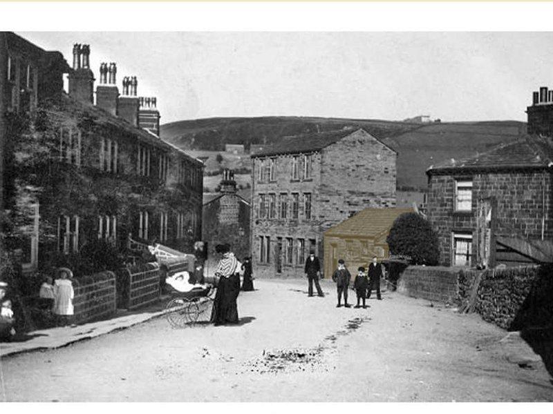 Vår härliga bungalow i den 19: e århundradet