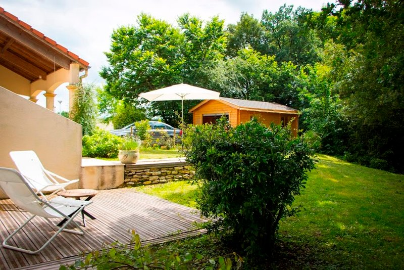 L'orée des buis***  maison de vacances proche du Futuroscope, vacation rental in Benassay