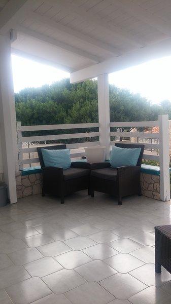 finestre sul mare villa ginepro, casa vacanza a Padula Fede