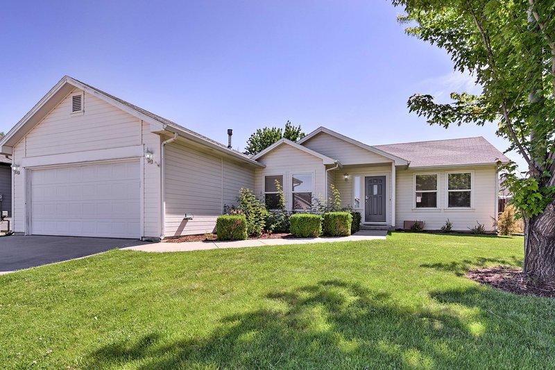 Hacer esta encantadora casa de alquiler su base de Boise!