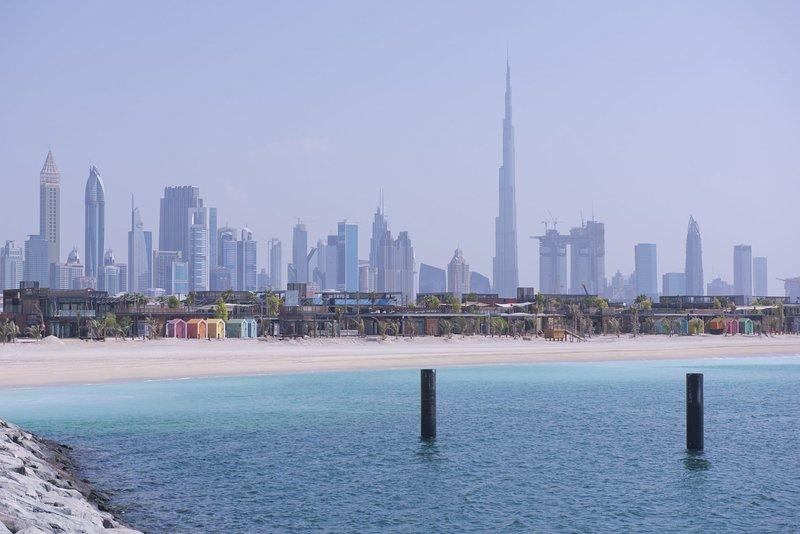 We are very close to Beach, Burj Khalifa and Dubai Mall