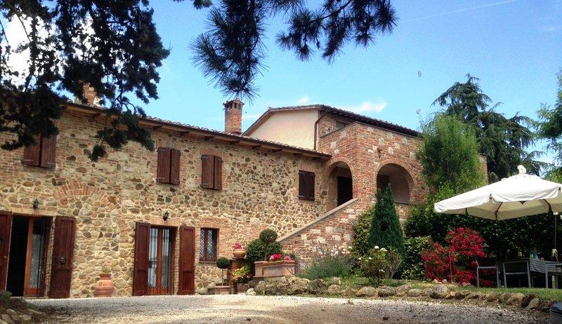Benvenuti al Poggio Cantarello, vacation rental in Chiusi