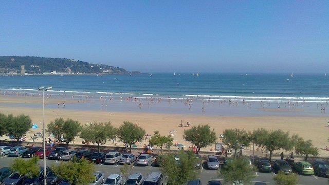 Primera línea playa Hendaya, holiday rental in Hendaye