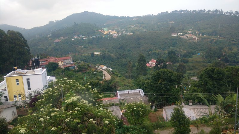 The Valley View, vakantiewoning in Dindigul District