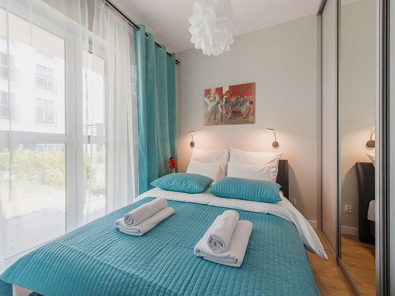 1 Bd Apartment - Bakalarska 4, casa vacanza a Piastow