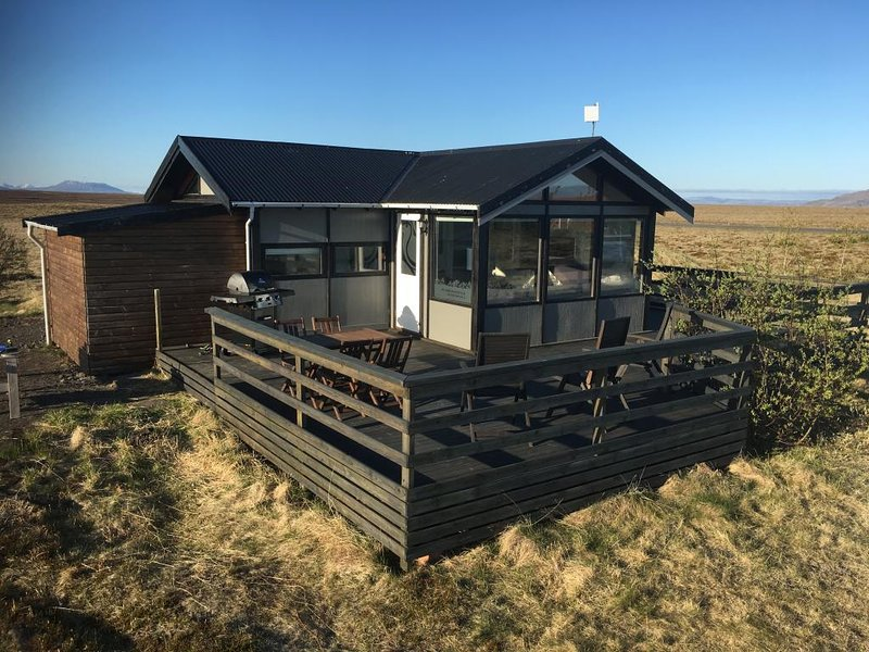 Cosy Cottage in Golden Circle, holiday rental in Solheimar
