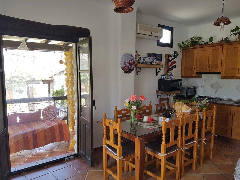 CASAS AMARO, vacation rental in Torvizcon