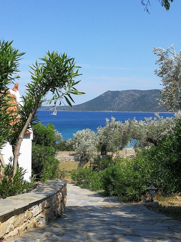 Christou Houses, holiday rental in Agios Petros