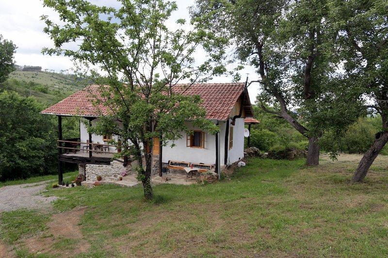 Flower House- Radlovtsi in Kyustendil region, vacation rental in Kyustendil Province